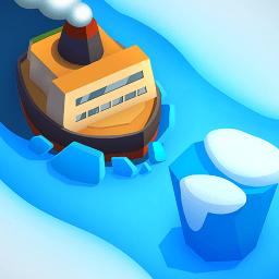 放置破冰船