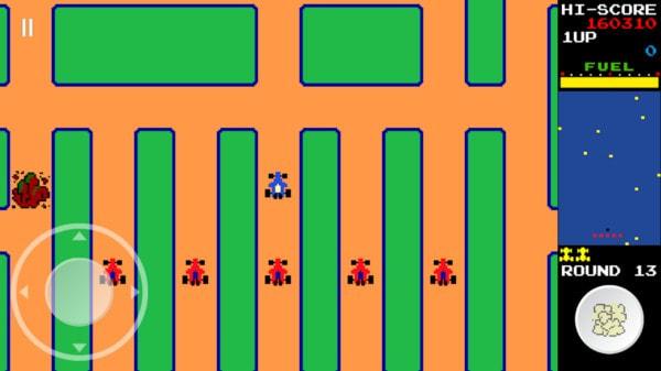 迷魂车游戏