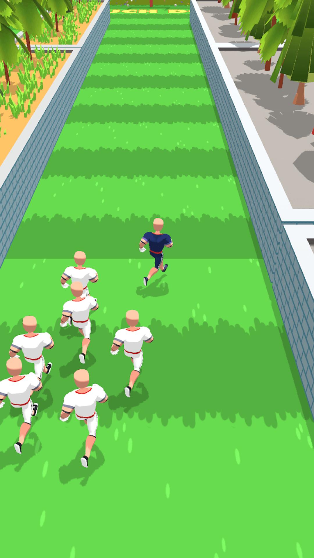 橄榄球小将游戏