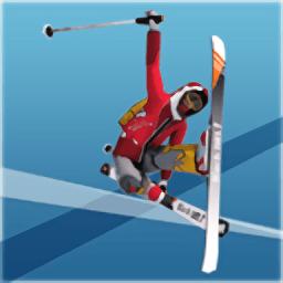 >自由式滑雪