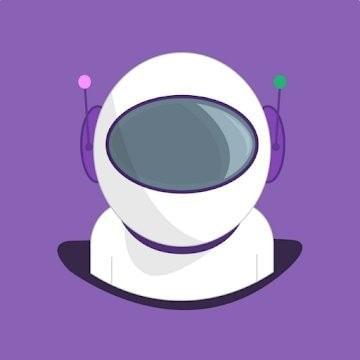 宇航员太空向上跳