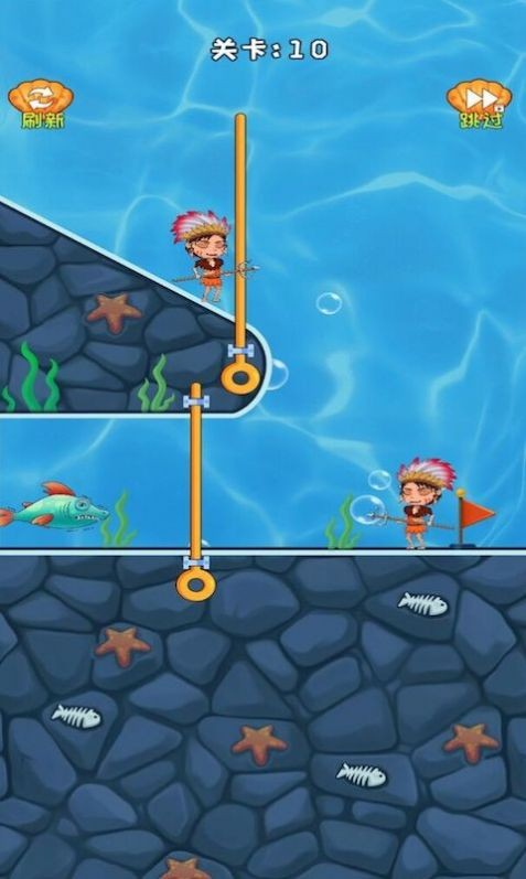 救救小鲨鱼游戏最新游戏