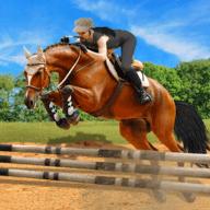 骑马模拟器3D