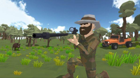 牧场荒野猎人手机游戏