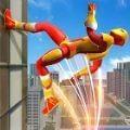 大城市的光速超级英雄救援任务