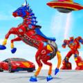 马机器人大战