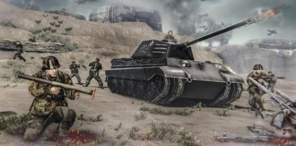 世界战争突击队
