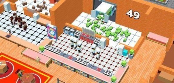 模拟咖啡馆